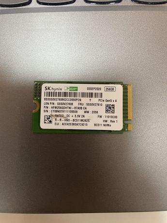 SSD 256gb м2сата