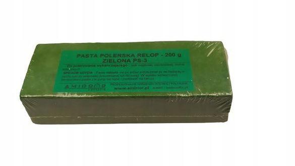 Паста за полиране на цветни метали и алуминий PS-3