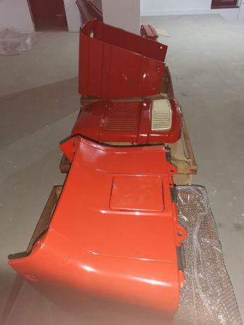 capote pentru Fiat 640