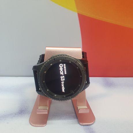 Часы - Samsung Gear s3 frontier в среднем состоянии Магазин Макс