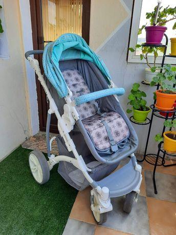 Детска количка (лятна/зимна)