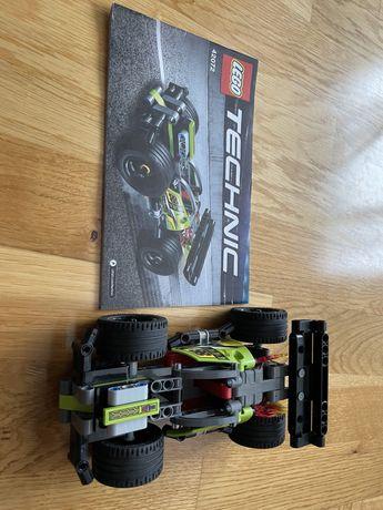 Vand lego tehnic masinuta trosc 42072