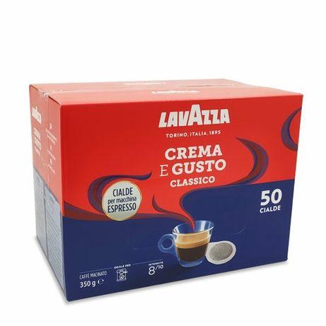 Lavazza crema gusto cialda/лаваца чалда