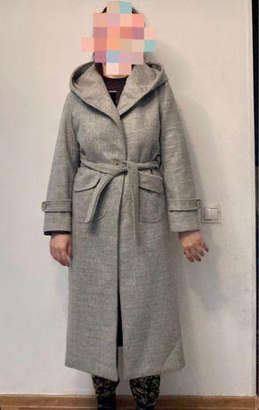 Пальто демисезонное шерсть
