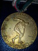 Медал спортивен