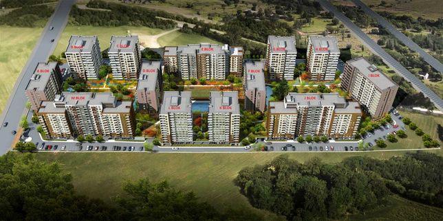 Продаются квартиры в строящихся домах в Турции. Новый район.