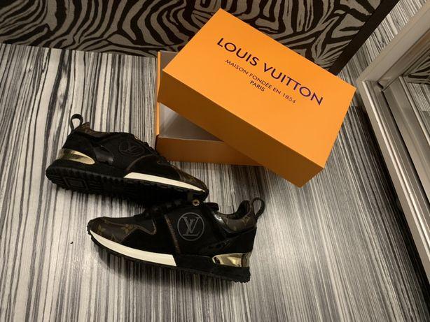 Adidasi Louis Vuitton unisex 36-44-Piele naturală-poze reale 100% cuti