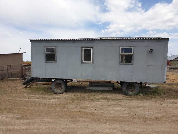 строительный вагончик бытовка