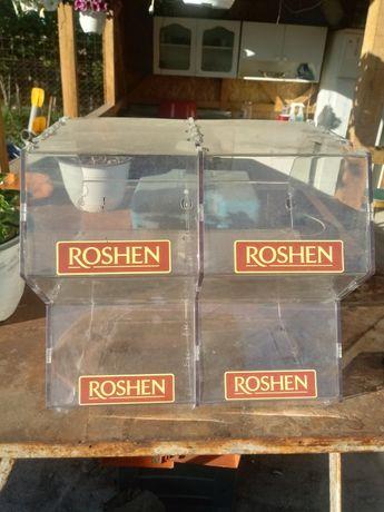 Vand cutii prezentare/vanzare bomboane