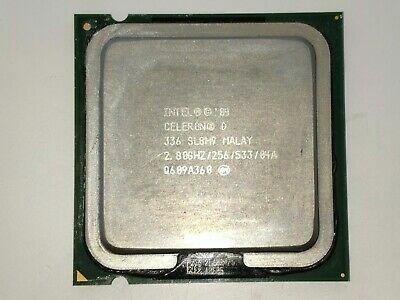 Procesor Intel Celeron D 336 2.80 GHZ