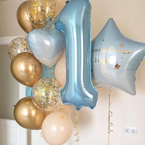 Гелиевые шарики(Гелиевые шары), Большой выбор шаров, низкая цена