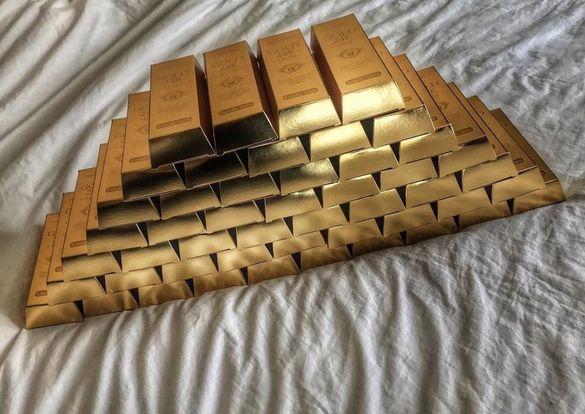 24К Златна маска за лице  от GOLD PRODUCTS