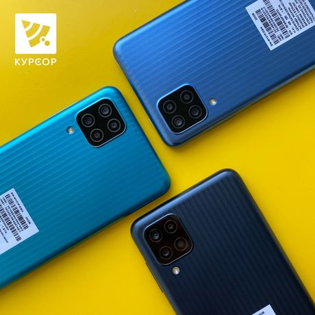 КУРСОР Samsung Galaxy M12 , 3/32 GB ,Назарбаева 161/Муканова 53