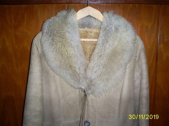 Дамско зимно палто