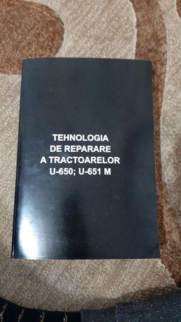 Tehnologia de Reparare a Tractoarelor U 650