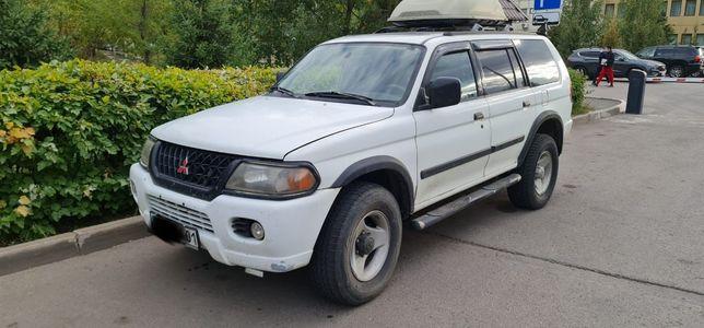 Продам Mitsubishi Montero Sport