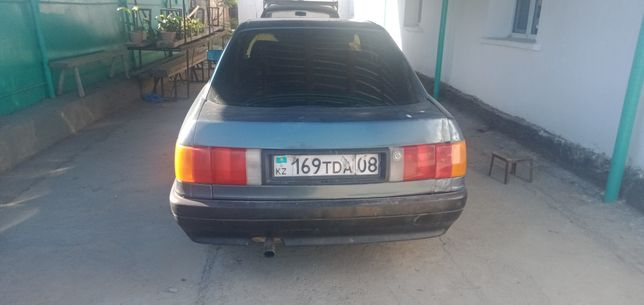 Audi 80  B3. 1989