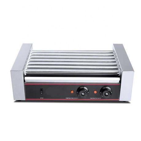 Aparat electric hot-dog 7 role cod HHD-07 TRANSPORT GRATUIT