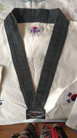 Кимоно б/у одевали несколько раз