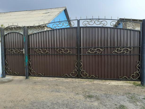 Серьёзные Ворота и изделия из металла