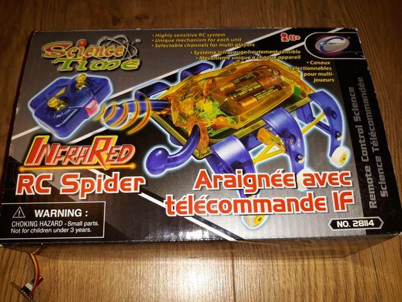 Безжичен паяк робот, Infrared RC Spider на половин цена, 30лв