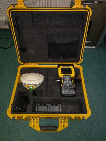 GPS TRIMBLE R8 MODEL 2 Controler Trimble TCS2 Gnss Rtk Rompos