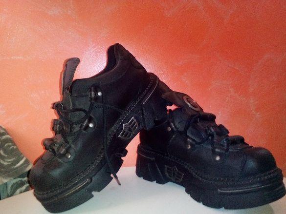 Продавам супер запазени мъжки обувки BOOSTER shoes