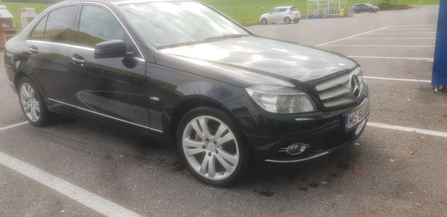 Mercedes w204 jante aliaj