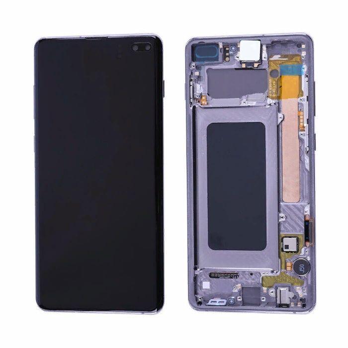 Display Samsung S10 Plus Original AMOLED Montaj pe loc Garanție Factur Bucuresti - imagine 1
