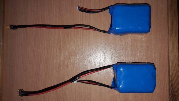 литиево -йонни батерии за лодка за захранка