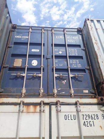 Продам в Атырау контейнер 40 футовый морской.