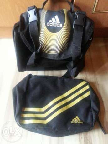 Чанта Адидас+Несесер Adidas - Оригинални