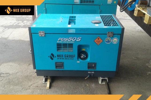 Продам компрессор AIrman PDS50S
