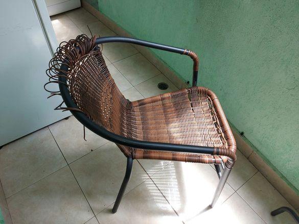 Намален: Градински стол, градински стол + подарък