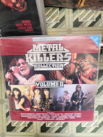 Продам винил-пластинки. Сборники Heavy Metal. Из частной коллекции.