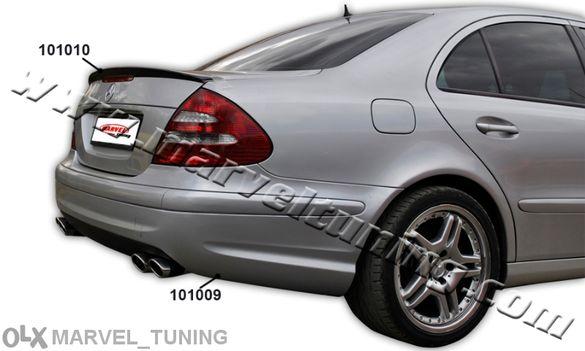 Тунинг Кит (комплект спойлери) за Mercedes E-class W211 (мерцедес Е-кл