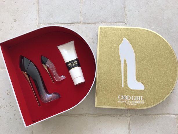 Set parfum + lotiune corp Carolina Herrera Good Girl