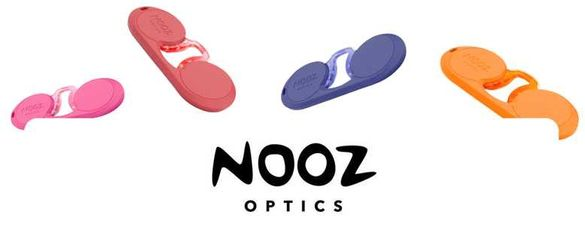 Компактни очила за четене Nooz Optics, произведени във Франция