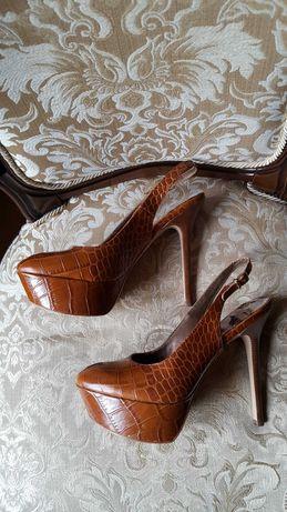 Босоножки - туфли женские 36 - 37 размер Sam Edelman (США)