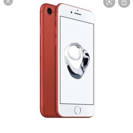 Продам айфон 7 ред 128гб + вещи