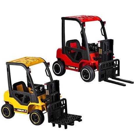 Masinuta Copii Electrica Forklift 4x4 cu Telecomanda Parentala