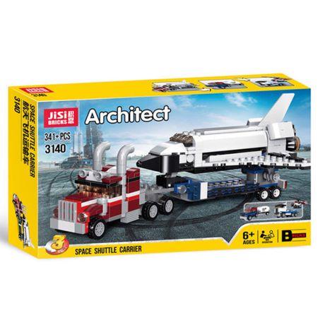 Конструктор jisi bricks(decool) 3140 Architect LEGO(31091) Транс