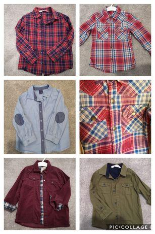 Ризи за момче от 2 до 4г
