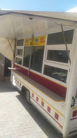 Food truck(фасфуд польный готовый оборудованный)