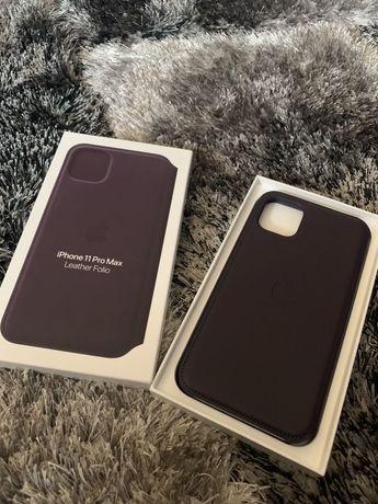 iPhone 11 Pro MAX Folio Husa Originala