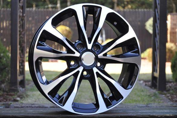"16"" Джанти Тойота 5X114,3 TOYOTA AURIS Touring Corolla AVENSIS RAV4"