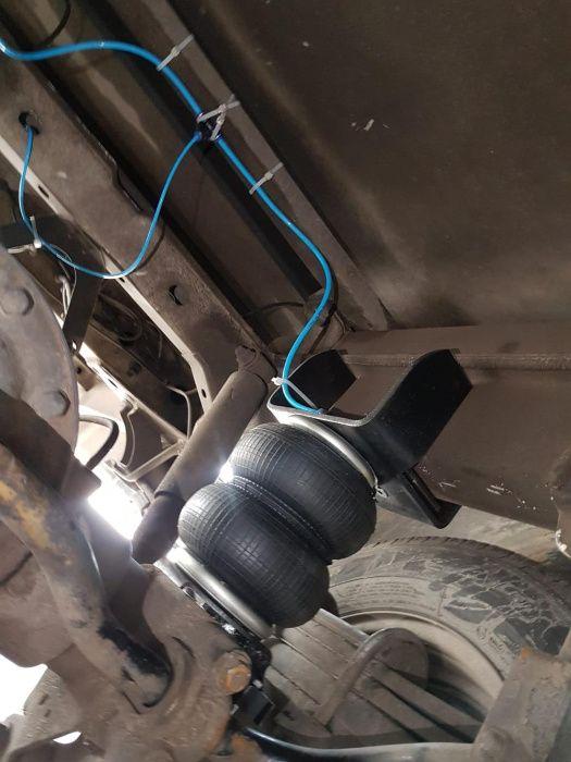 Perne Perine Aer Mercedes Sprinter Crafter LT 35 46 Compresor Gratis Bucuresti - imagine 1