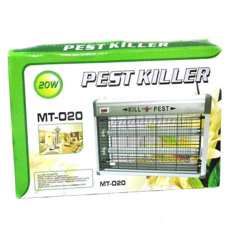 LED Лампа - Убиец на комари, мухи и др. KILL PEST 20W, 30W