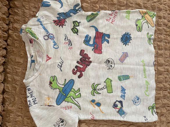 Тениска 2-3 години
