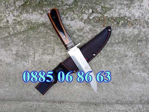 Ловен нож с фиксирано острие, лов, риболов, къмпинг, модел G33